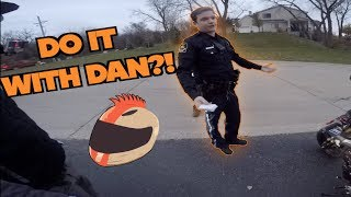 Pulled Over by Do It With Dan?!