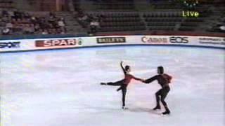 Natalia Mishkutenok & Artur Dmitriev - 1994 European Championships - SP