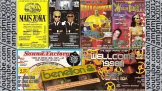 (1994) SOUND FACTORY RADIO SHOW BY DJs MARKY + JULIÃO @ HARDCORE / ACID HOUSE