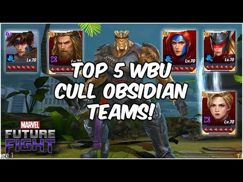 Hardest World Boss Ultimate? Who Clears Fastest & Easiest! - Marvel Future Fight