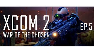 XCOM 2: War of the Chosen - Game Over, Man! (Mission 4)