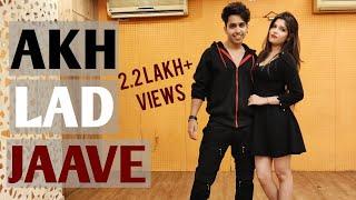 Akh Lad Jaave | Loveratri | Dance Video | Dharmesh Nayak | ft. Muskaan