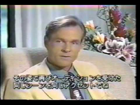 William Sadler interview from CNN aired in Japan - 1991