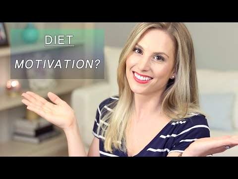 How I Stay Motivated to Eat Healthy!!
