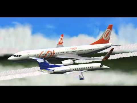 Boeing 737 800 GOL Voo 1907