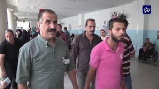 وزير الداخلية يتوعد بأقصى العقوبات بحق المعتدين على الكوادر الصحية (9-7-2019)