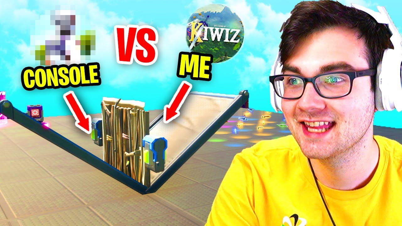 I 1v1 the BEST Console Player in Fortnite... (can I beat him?)