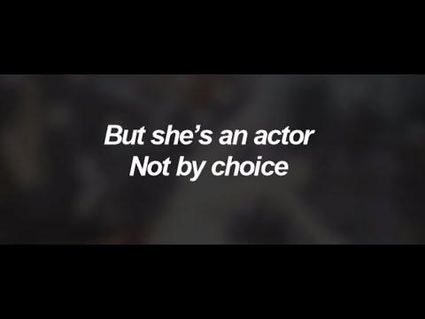 She's An Actor - Austin Giorgio [Official Lyric Video]
