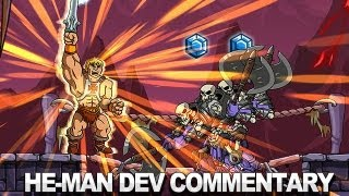 He-Man: The Most Powerful Game in the Universe - Developer Commentary