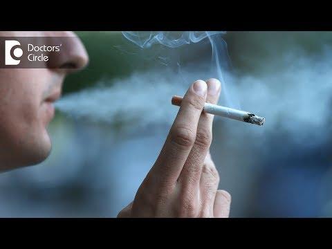 Effects of smoking on the throat - Dr. Anita Krishnan