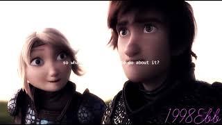 Hiccup & Astrid || Sąy something (Major HTTYD3 Spoilers)