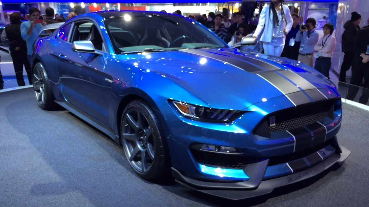 NAIAS Ford Show Cars GT Mustang GTR Raptor YouTube - Ford show car