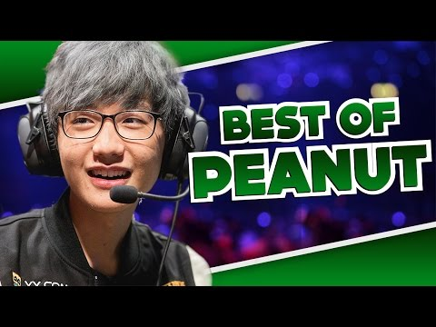 Best Of Peanut | The Godlike Jungler - League Of Legends