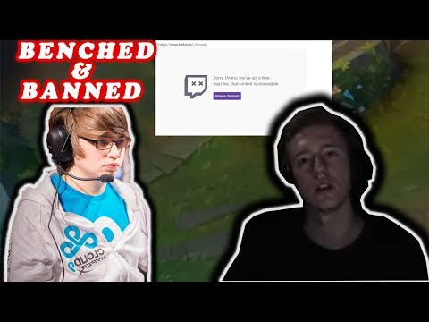 SNEAKY GOT BANNED ON TWITCH | FROGGEN THANKS FOR THE BLUE BUFF | IMAQTPIE | LOL MOMENTS