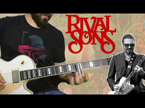 Rival Sons - Do Your Worst Guitar Cover (Long Version)