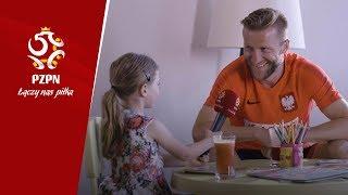 """""""Lubię to!"""". 6-letnia Laura przepytuje… reprezentantów Polski!"""