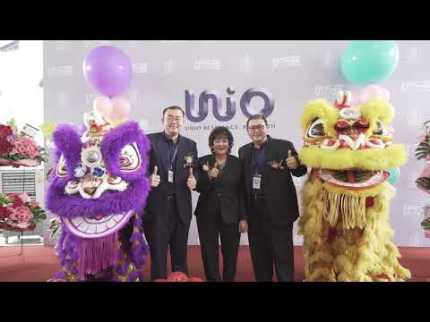Unio Residence Grand Launching by Aikbee Group