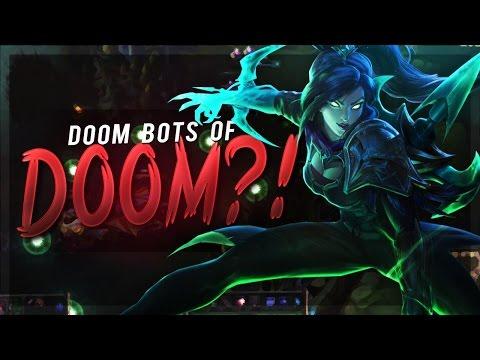 Gosu - INSANE DOOMBOTS OF DOOM GAMEMODE!