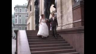 Андрей и Анна, Уфа, Свадьба в Санкт-Петербурге