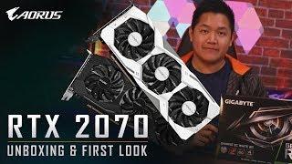 GIGABYTE RTX 2070 | First Look