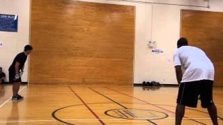 2010 HES MOS Tyree Bastidas vs Rookie Wright (2)