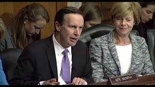Murphy Questions First-Ever Nominee For Asst. Secretary For Mental Health & Substance Abuse