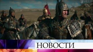 Премьера на Первом: приключенческая мелодрама «Золотая Орда».