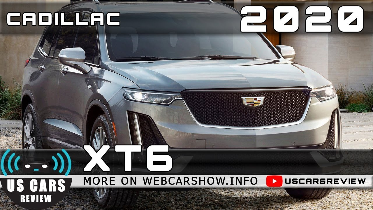 2020 Cadillac Xt6 Review Release Date Specs Prices Youtube