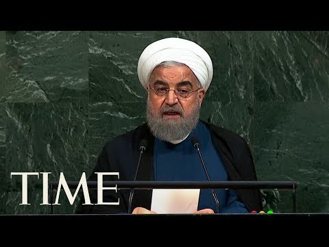 Iranian President Calls President Trump's U.N. Speech 'Ignorant And Hateful' | TIME