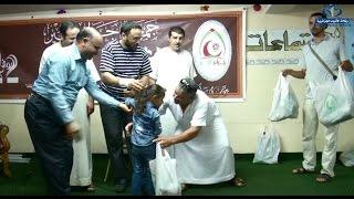 جمعيات خيرية تساهم في توزيع  كسوة العيد على المعوزين