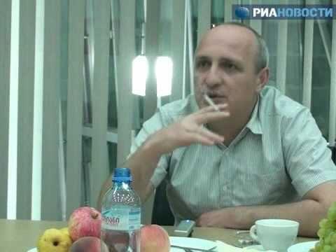 Vano Merabishvili - interview to RIA Novosti Part 1