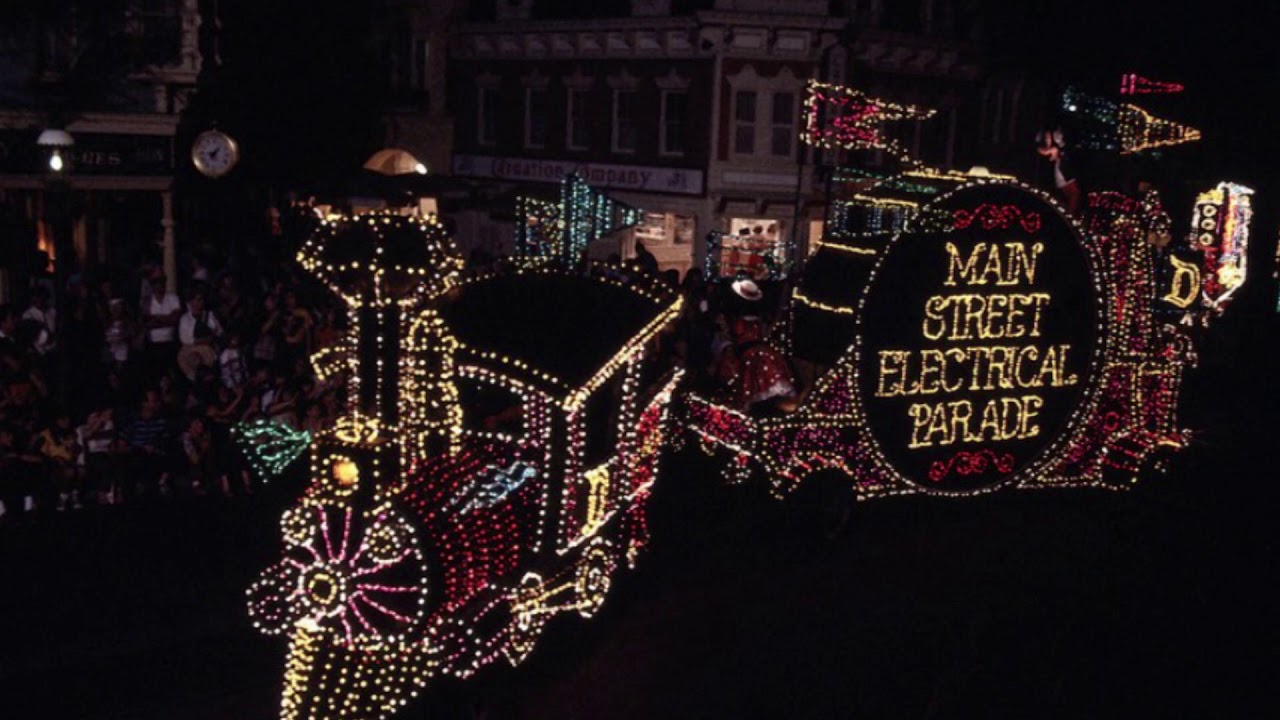 Download Main Street Electrical Parade Original Music Loop (Introduction Soundtrack Version) [10+ Minutes]