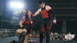 [Free Match] Jessicka Havok vs. Jimmy Havoc | Beyond Wrestling vs. WWR #LitUp (Intergender, Mixed)