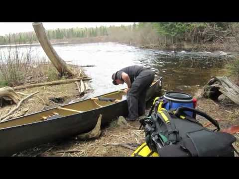 Algonquin Park 7 day Canoe Trip from Kiosk - Part 1