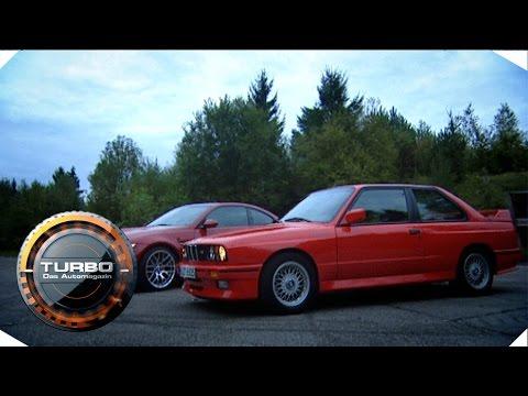 BMW M3 Spezial: Damals und heute - Folge 17 | TURBO - Das Automagazin