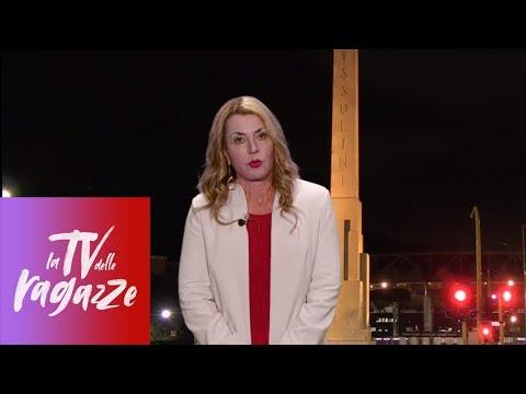 Giorgia Meloni (Sabina Guzzanti) - La TV delle ragazze 22/11/2018
