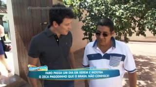 Baixar Confira como foi a visita de Rodrigo Faro na casa de Zeca Pagodinho.