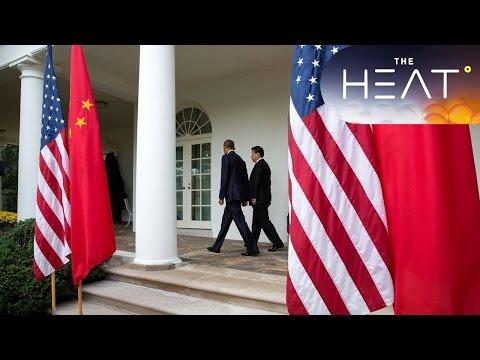 The Heat— Obama's Asia Legacy 11/04/2016