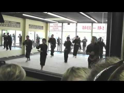 Bushido Academy Black Belt Spectacular - 2012