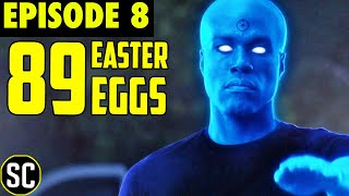Watchmen 8: Every Easter Egg, Secret + BREAKDOWN