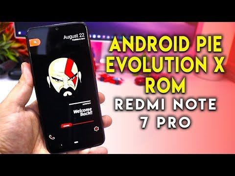 EvolutionX ROM Brings A Better Pixel Like UI on Redmi Note 7 Pro