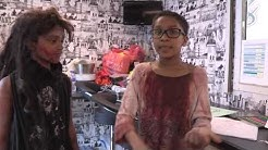 """The Girl With All The Gifts """"Melanie"""" Behind The Scenes Interview - Sennia Nanua"""