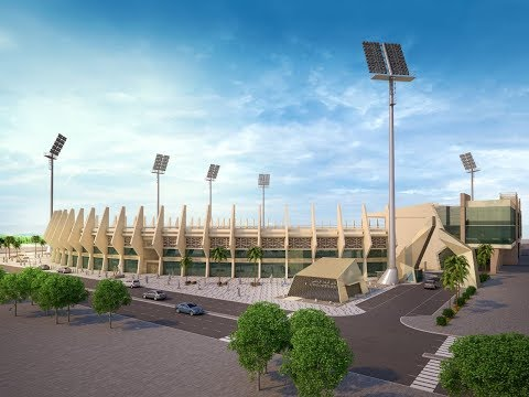 ستاد آل نهيان ، أبوظبي | 2019 | AL NAHYAN STADIUM , ABU DHABI