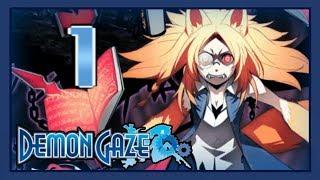 Demon Gaze - Walkthrough - Part 1: The Demon Gazer