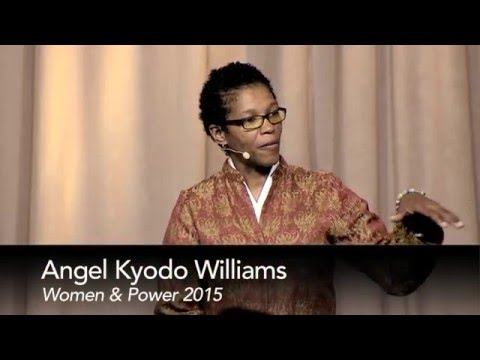 angel Kyodo williams: Interrupting Disconnection