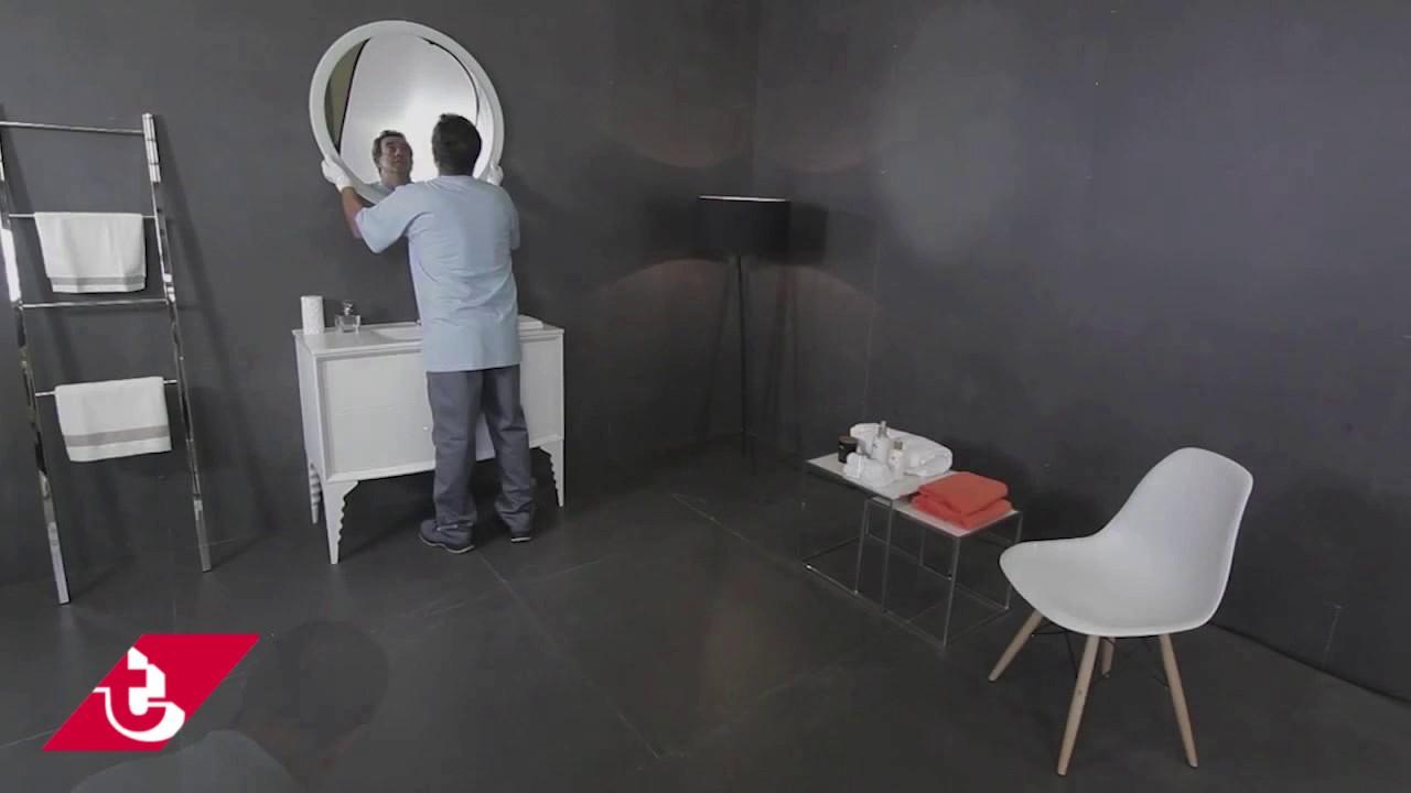 carrelage faible paisseur coverlam grespania youtube. Black Bedroom Furniture Sets. Home Design Ideas
