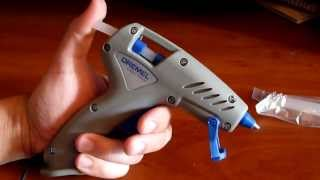Клеевой пистолет DREMEL 910(, 2013-07-24T09:47:19.000Z)