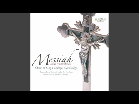 "Messiah, HWV 56, Pt. 1: Air ""Ev'ry Valley Shall Be Exalted"""