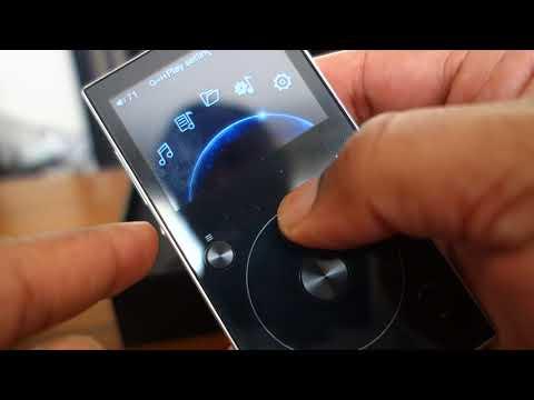 FiiO X3 MK III Black High -Res Music Player