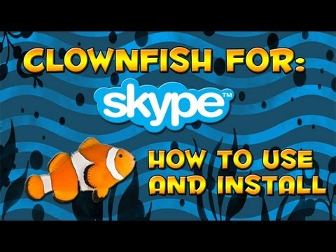 Clownfish For Skype (Voice Changer): How To Use And Install